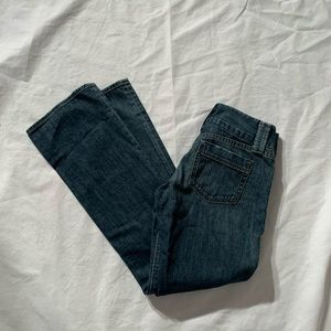 "Gap Size 4R Jeans Curvy Inseam 31"" Bootcut Cotton"